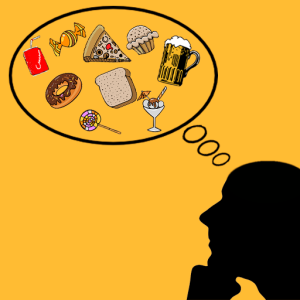 Como parar de pensar em comida