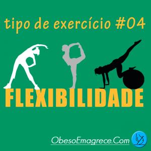 Tipos De Exercícios Físicos #04 - Flexibilidade