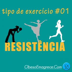 Tipos De Exercícios Físicos #01 - Resisência