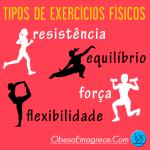 Tipos De Exercícios Físicos