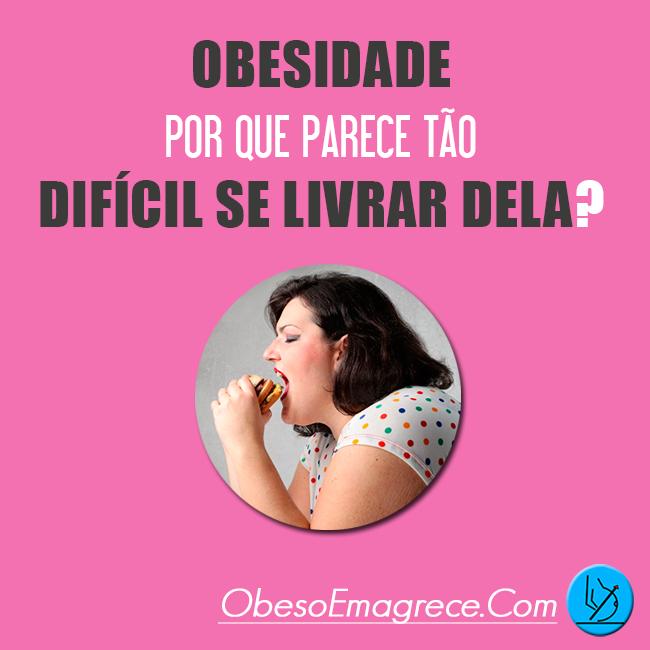 Obesidade: Por Que Parece Tão Difícil Se Livrar Dela?