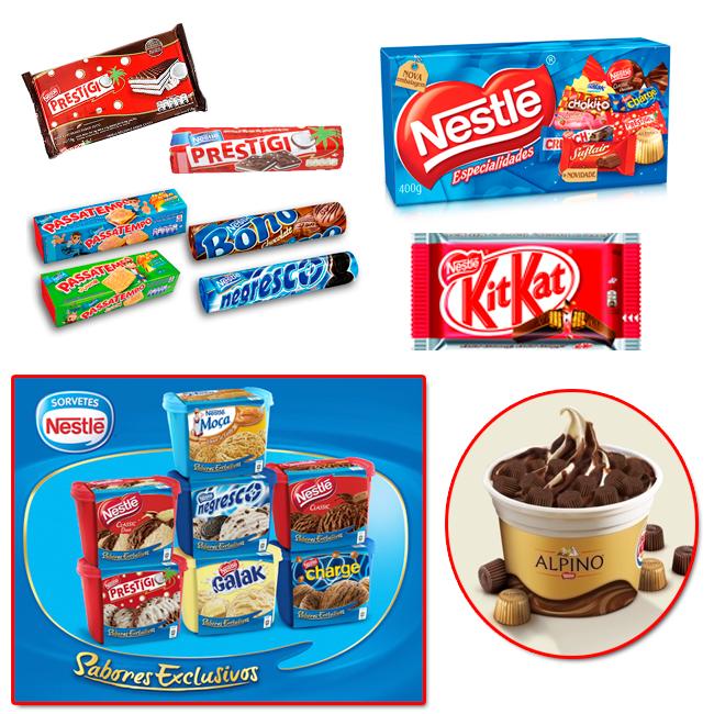 Produtos Nestlé (saiba tudo sobre dietas para emagrecer)