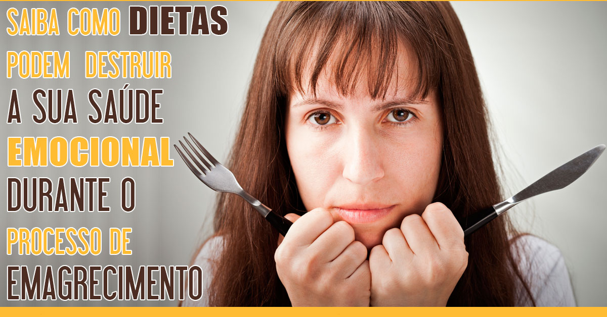 o lado emocional das dietas