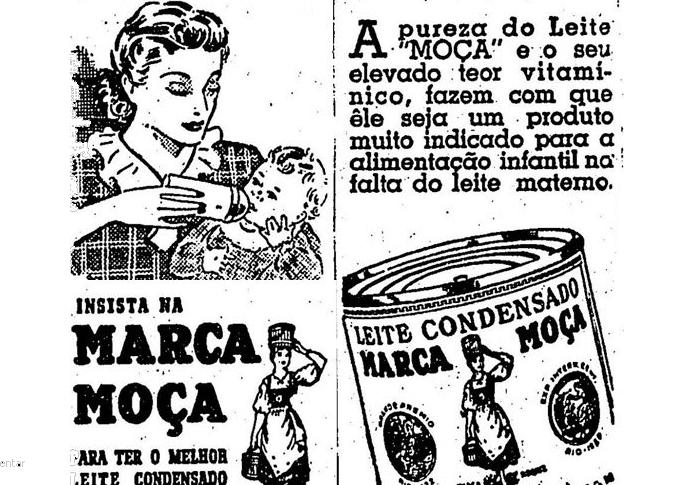 Propaganda antiga Nestlé 1 (saiba tudo sobre dietas para emagrecer)