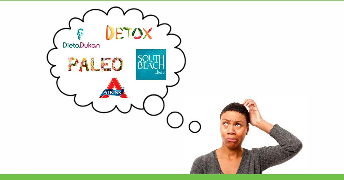 """Segredo #3 - Saiba como escolher e avaliar as dietas para emagrecer """"de marca"""" e as dietas para emagrecer sem marca"""