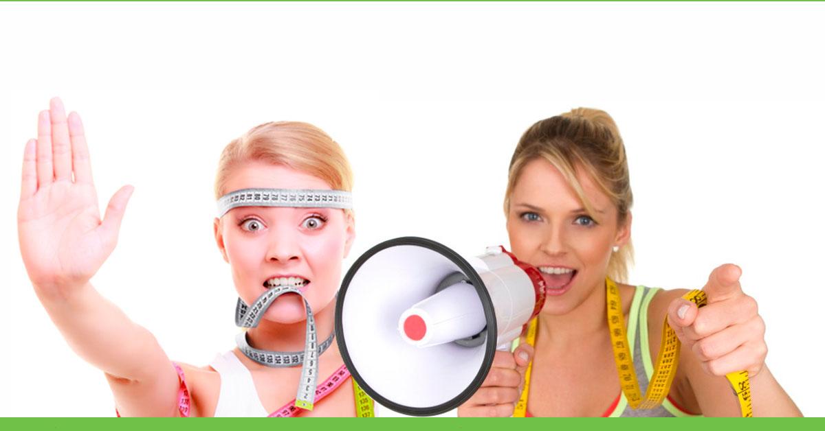 Segredo #4 - Tenha cuidado com os rótulos e radicalismos das dietas para emagrecer