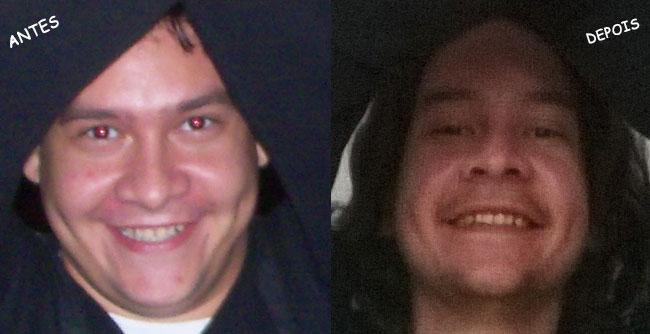 como emagrecer o rosto - dica bônus 4 - meu caso de sucesso com antes e depois de rosto