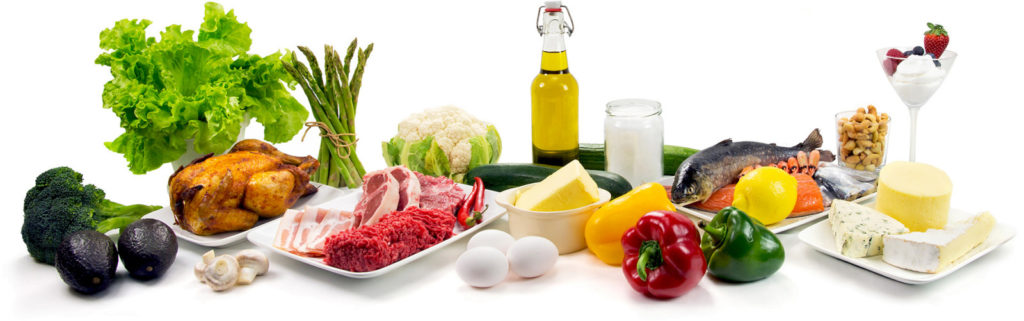 Low carb é para todos?   Guia visual de alimentos low carb