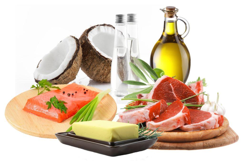 dieta cetogênica extremamente otimizada - foco maior em proteínas e gorduras boas