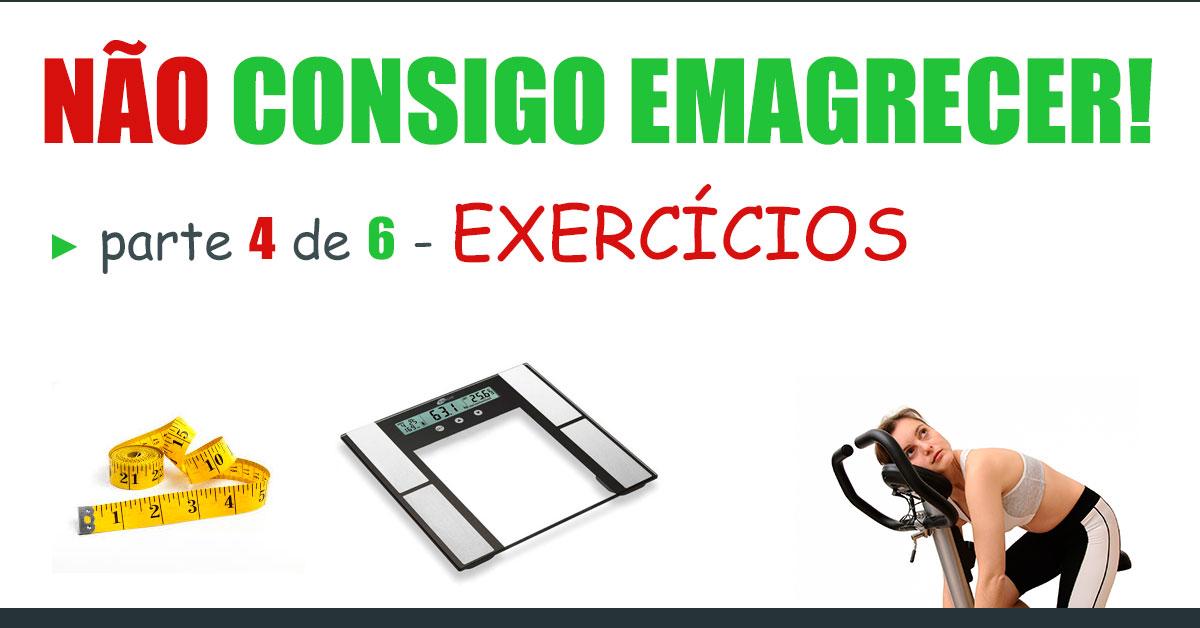não consigo emagrecer parte 4 de 6: exercícios - imagem de uma fita métrica, uma balança e uma mulher jogada (com preguiça) em cima de uma bicicleta ergométrica