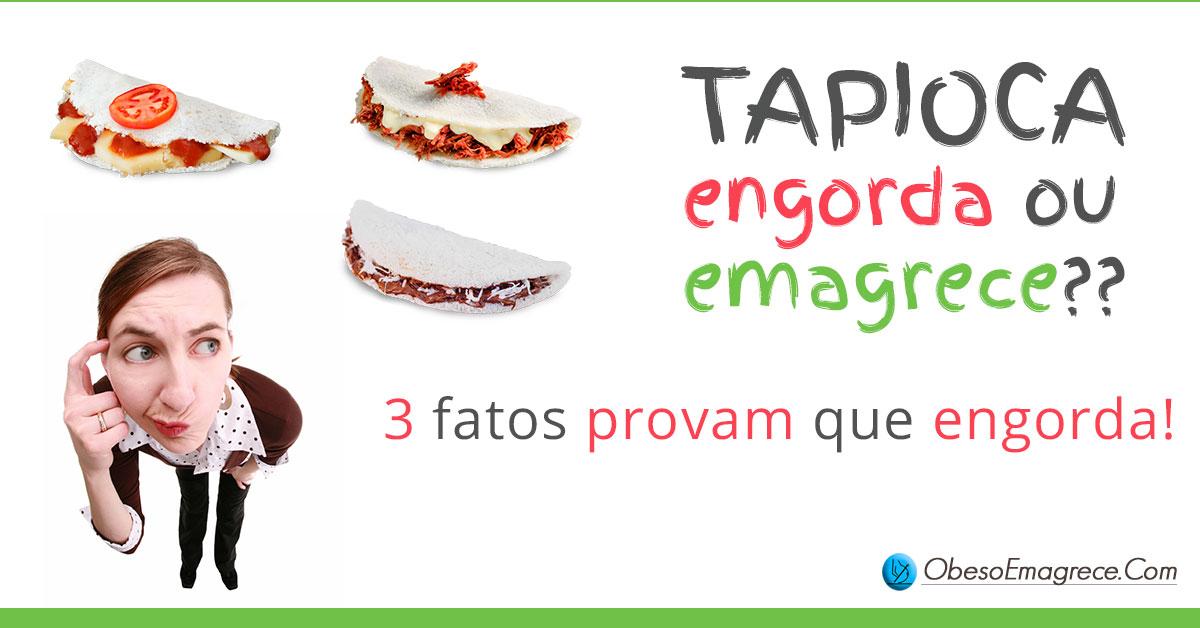 tapioca engorda ou emagrece - introdução - mulher com dúvida olhando para algumas tapiocas recheadas