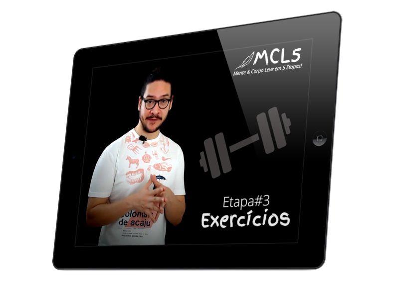 MCL5 - Mente & Corpo Leve Em 5 Etapas! (Programa de Emagrecimento Integral) 30